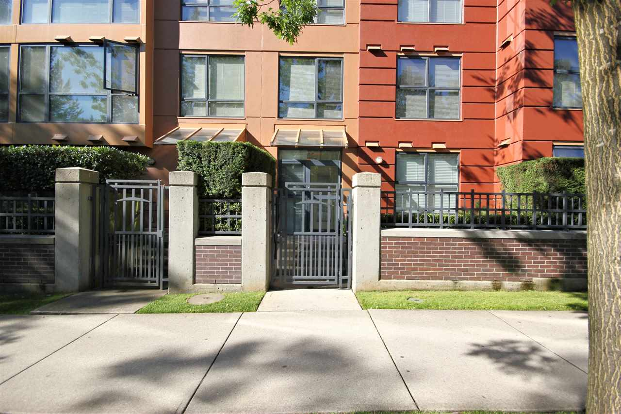Condo Apartment at 106 3588 VANNESS AVENUE, Unit 106, Vancouver East, British Columbia. Image 15