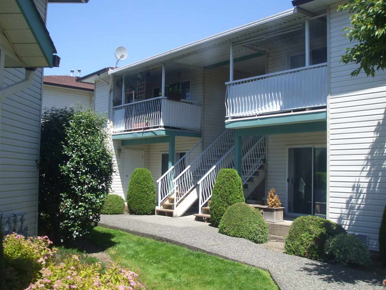 Townhouse at 44 45640 STOREY AVENUE, Unit 44, Sardis, British Columbia. Image 1