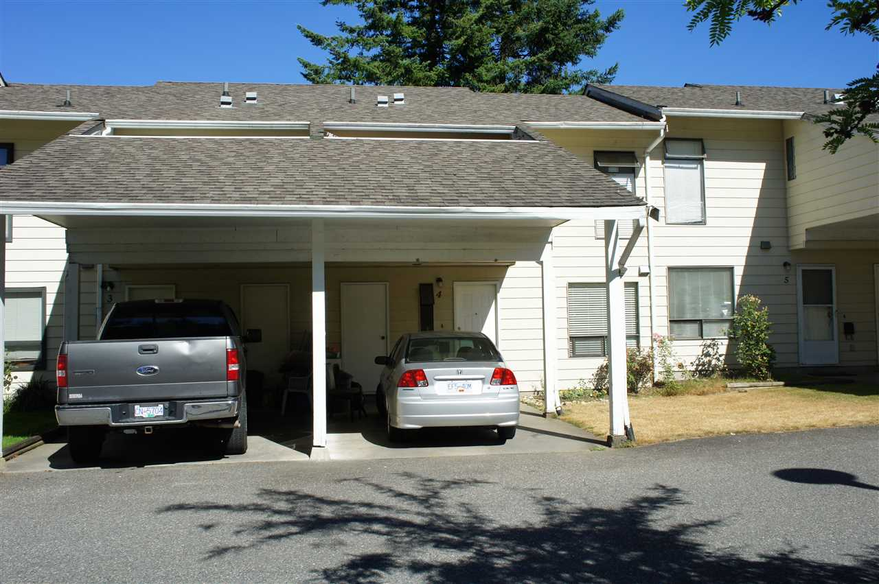 Townhouse at 4 3075 TRETHEWEY STREET, Unit 4, Abbotsford, British Columbia. Image 1