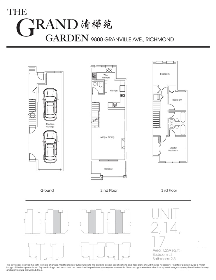 Townhouse at 1 9800 GRANVILLE AVENUE, Unit 1, Richmond, British Columbia. Image 7