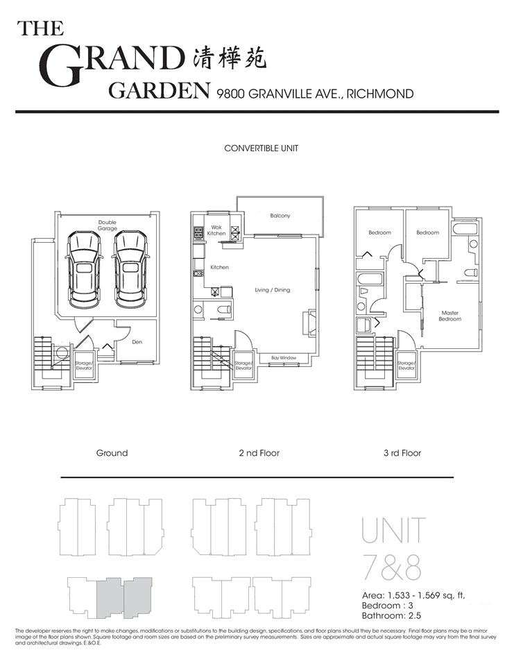 Townhouse at 1 9800 GRANVILLE AVENUE, Unit 1, Richmond, British Columbia. Image 11