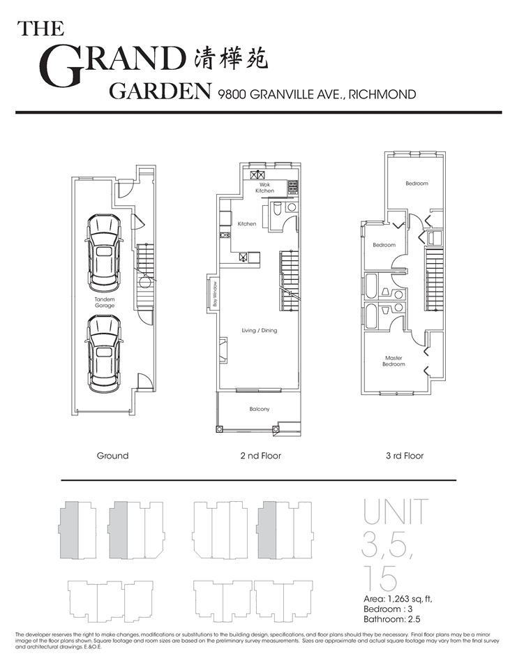 Townhouse at 15 9800 GRANVILLE AVENUE, Unit 15, Richmond, British Columbia. Image 8