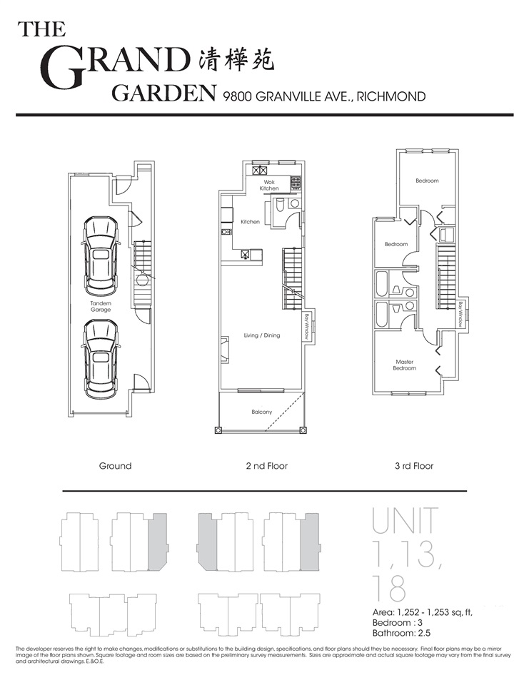 Townhouse at 18 9800 GRANVILLE AVENUE, Unit 18, Richmond, British Columbia. Image 6