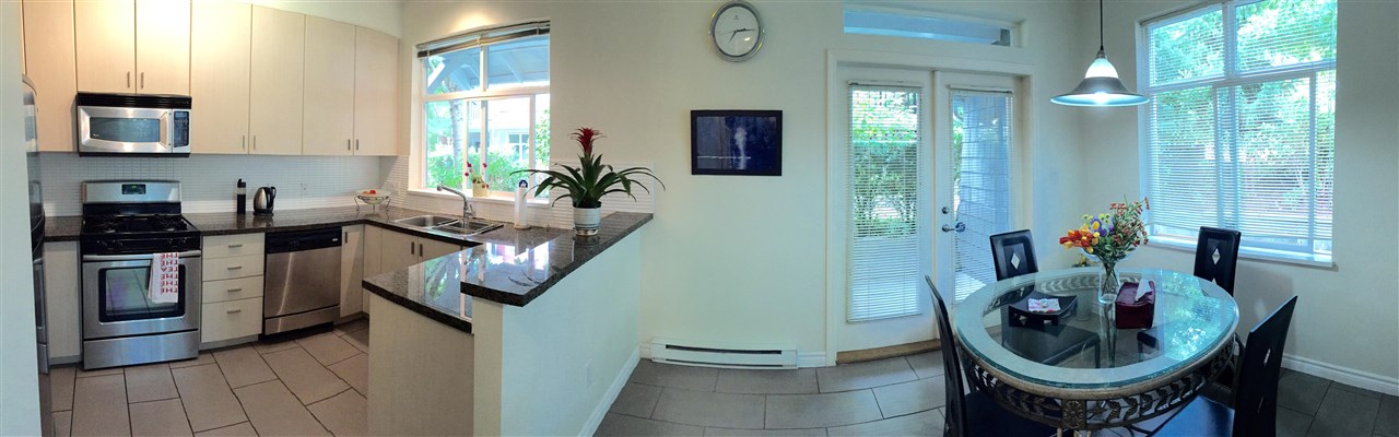 Townhouse at 91 6878 SOUTHPOINT DRIVE, Unit 91, Burnaby South, British Columbia. Image 7