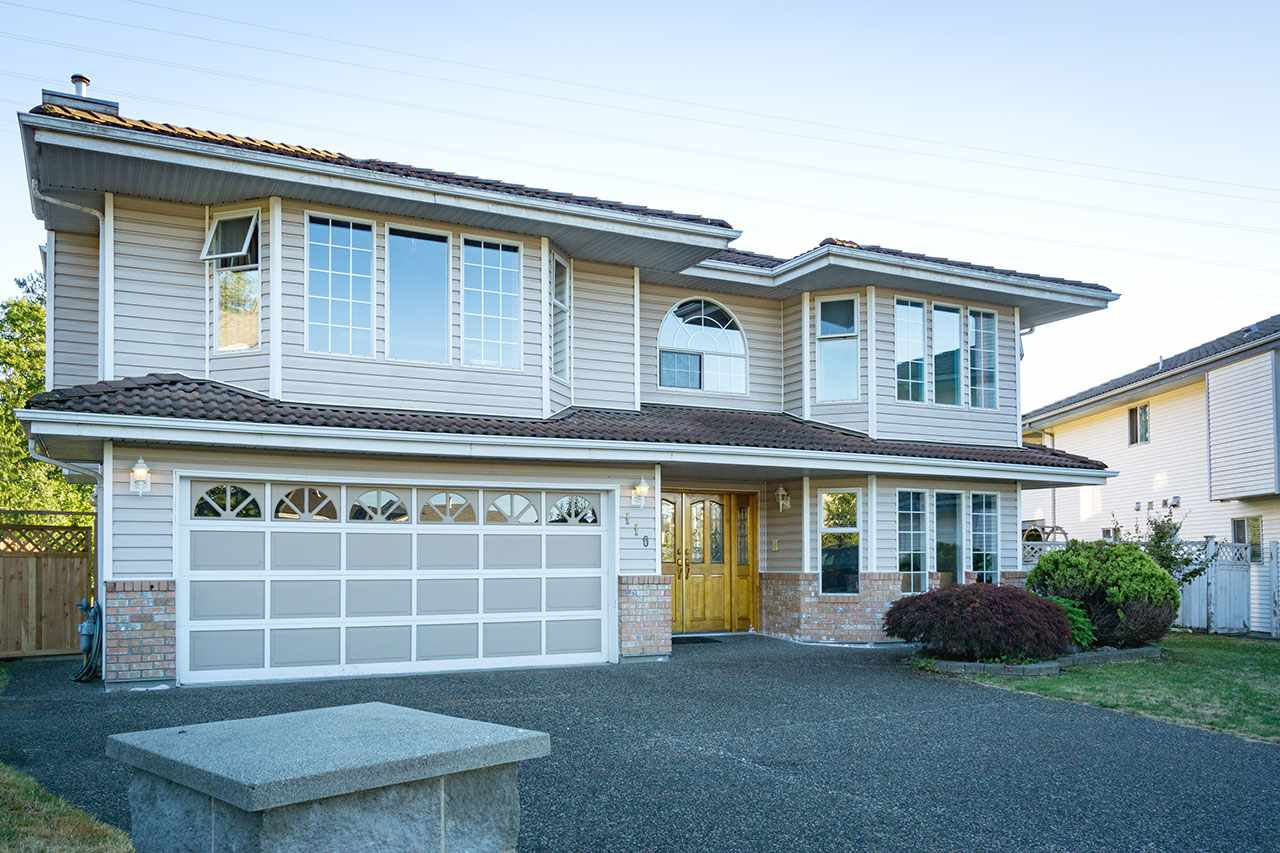 Detached at 110 VISCOUNT PLACE, New Westminster, British Columbia. Image 1