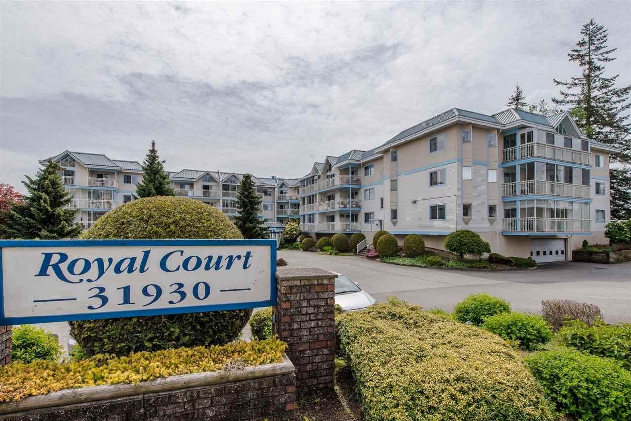 Condo Apartment at 217 31930 OLD YALE ROAD, Unit 217, Abbotsford, British Columbia. Image 1