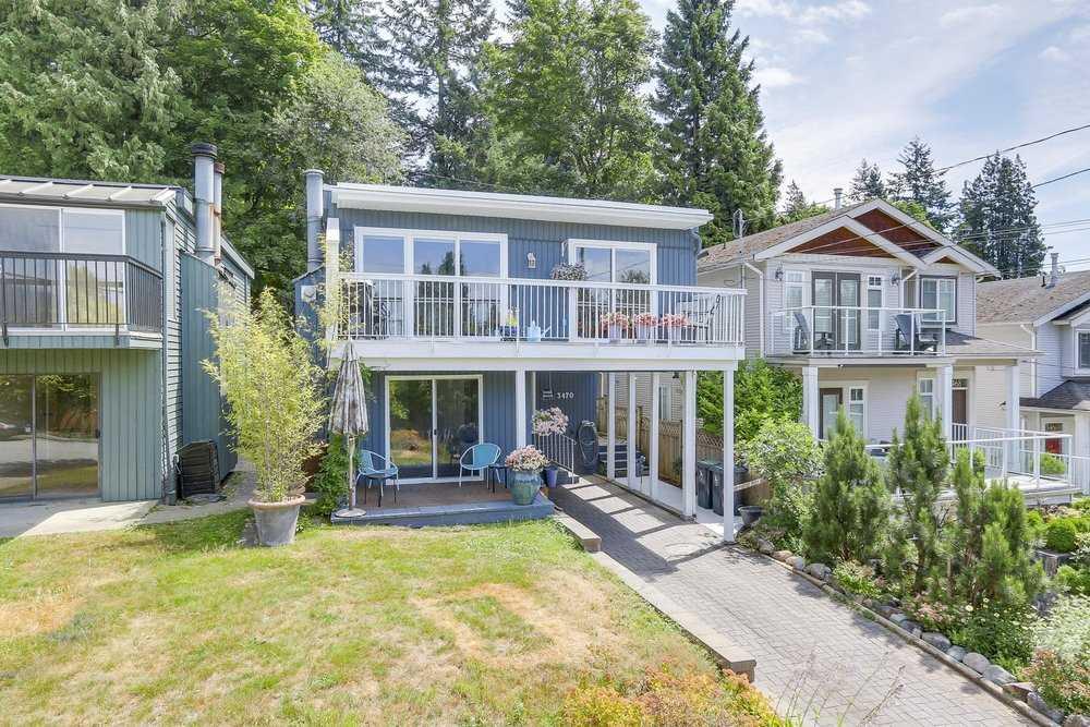Detached at 3470 CARNARVON AVENUE, North Vancouver, British Columbia. Image 1