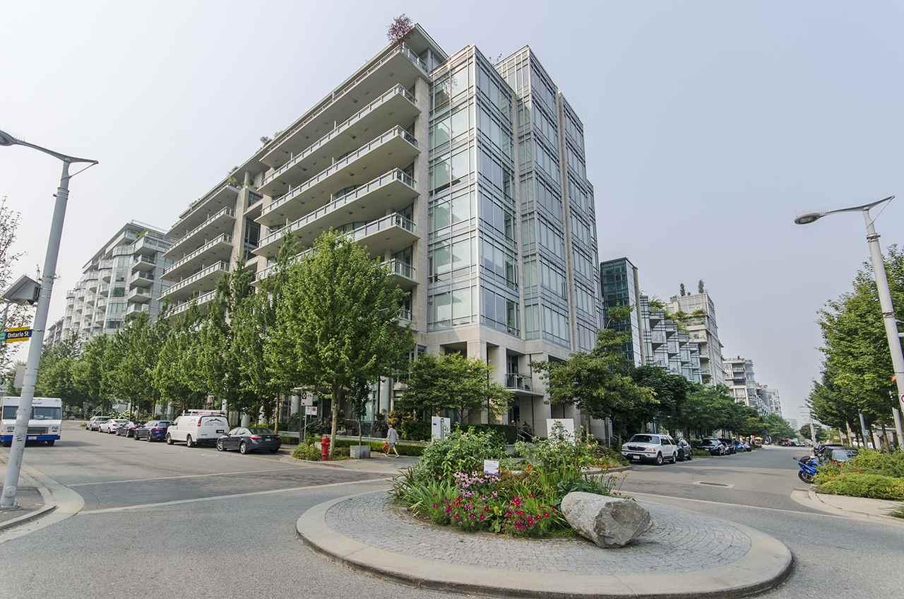 Condo Apartment at 405 12 ATHLETES WAY, Unit 405, Vancouver West, British Columbia. Image 1