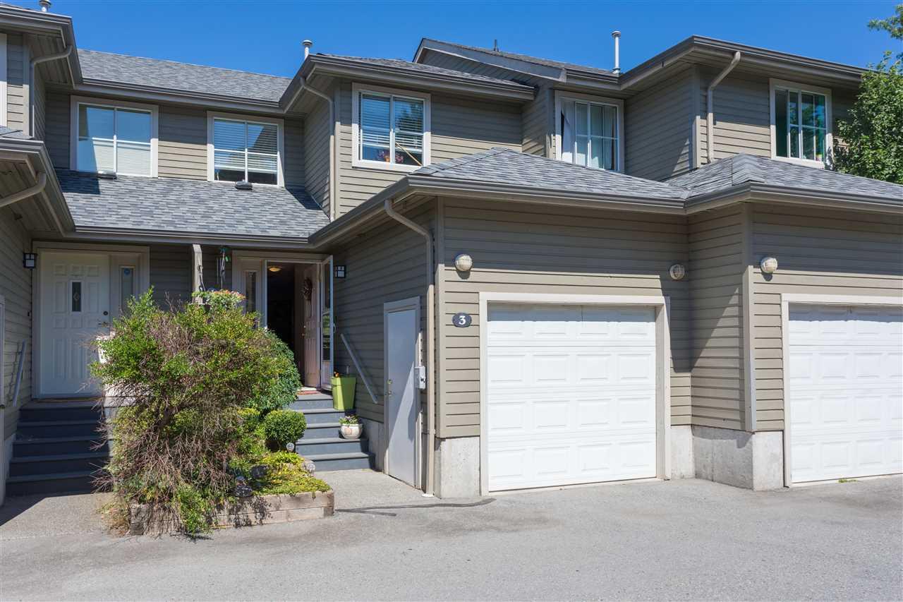 Townhouse at 3 40200 GOVERNMENT ROAD, Unit 3, Squamish, British Columbia. Image 1