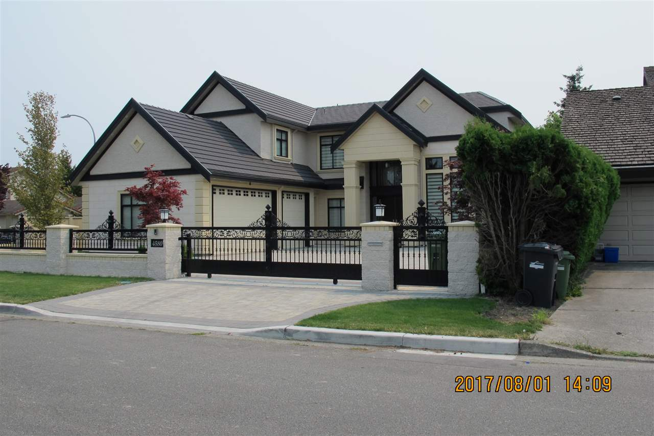 Detached at 4580 COLCHESTER DRIVE, Richmond, British Columbia. Image 1
