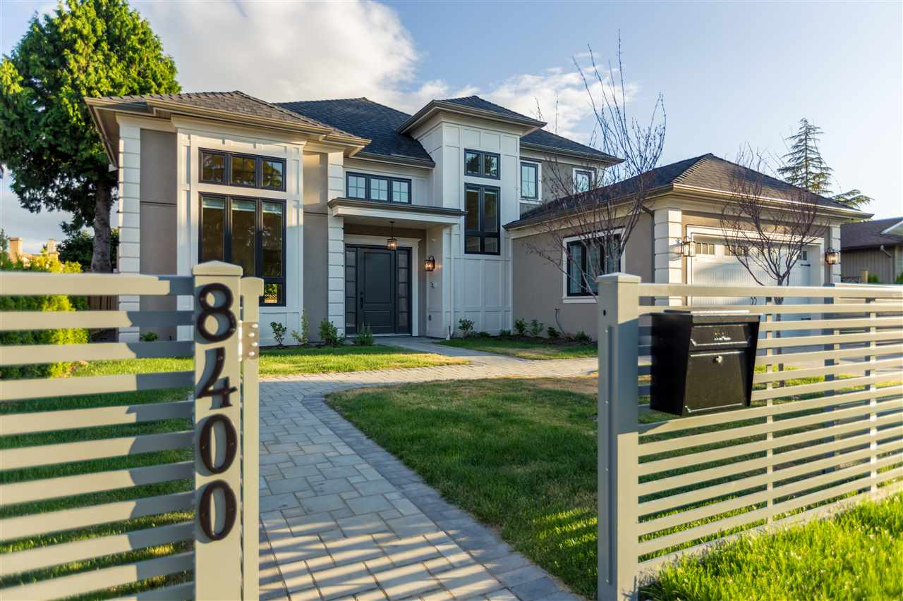 Detached at 8400 GREENFIELD DRIVE, Richmond, British Columbia. Image 1