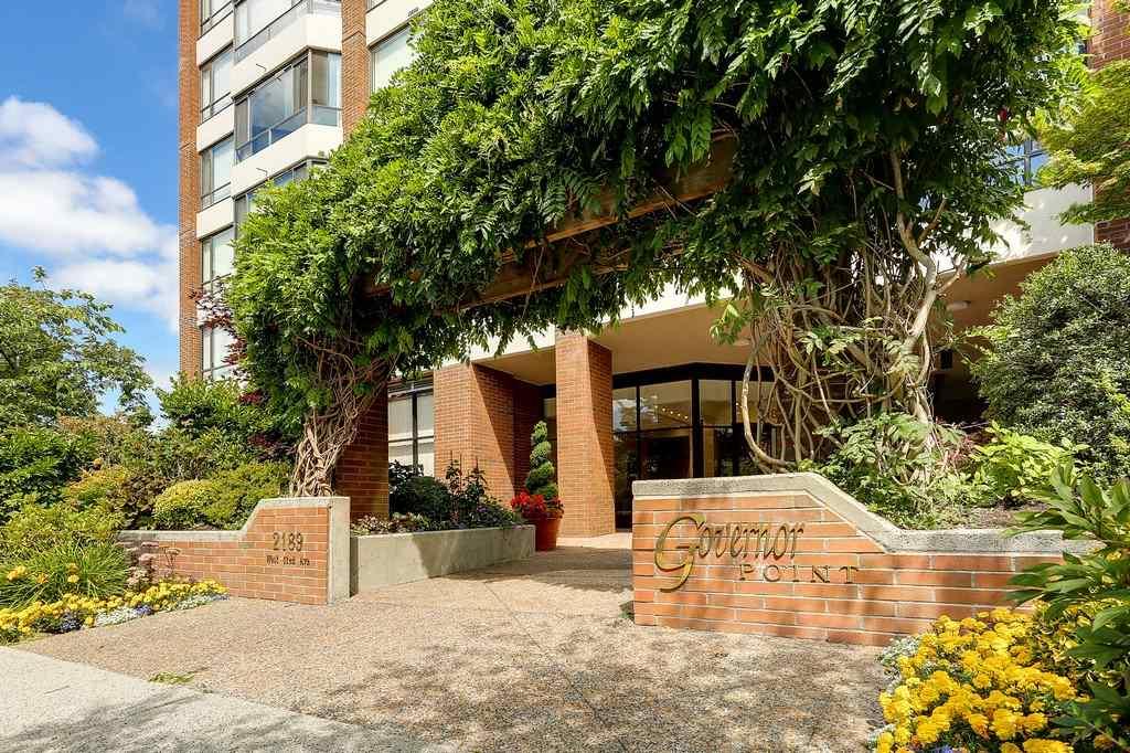 Condo Apartment at 501 2189 W 42ND AVENUE, Unit 501, Vancouver West, British Columbia. Image 2