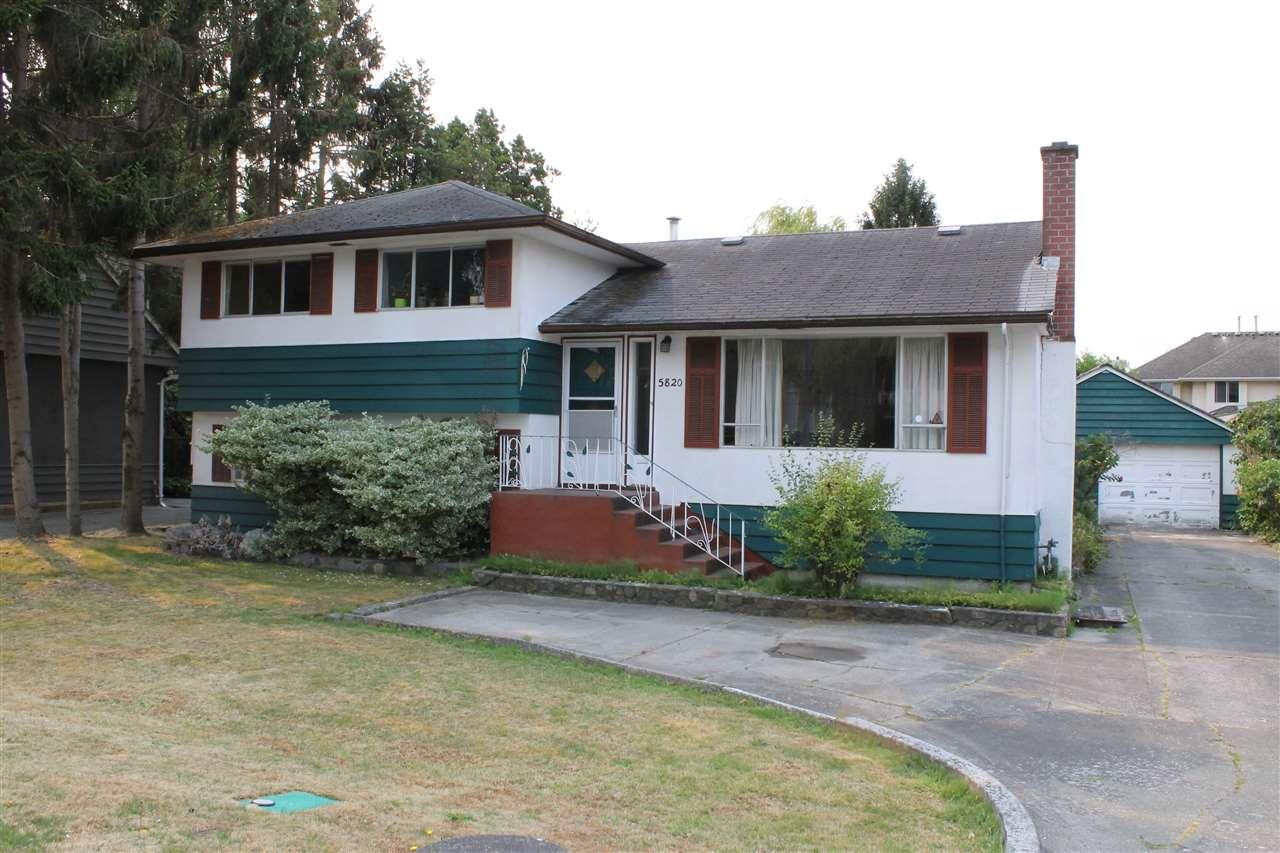 Detached at 5820 FRANCIS ROAD, Richmond, British Columbia. Image 1