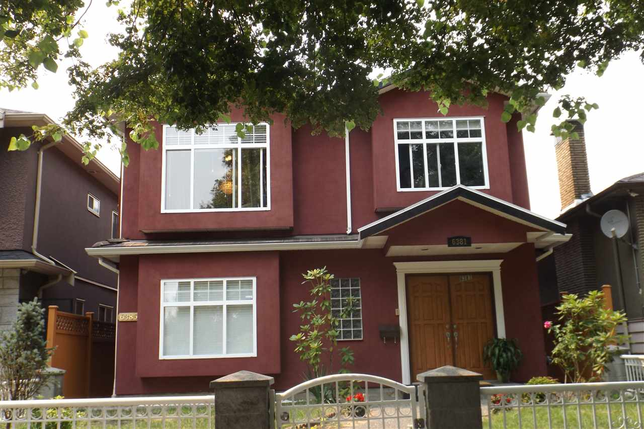 Detached at 6381 WINDSOR STREET, Vancouver East, British Columbia. Image 1