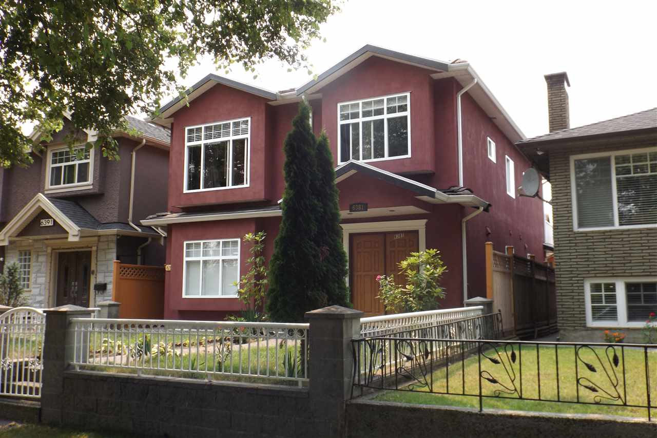 Detached at 6381 WINDSOR STREET, Vancouver East, British Columbia. Image 2