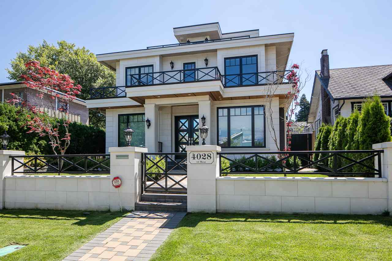 Detached at 4028 W 11TH AVENUE, Vancouver West, British Columbia. Image 3