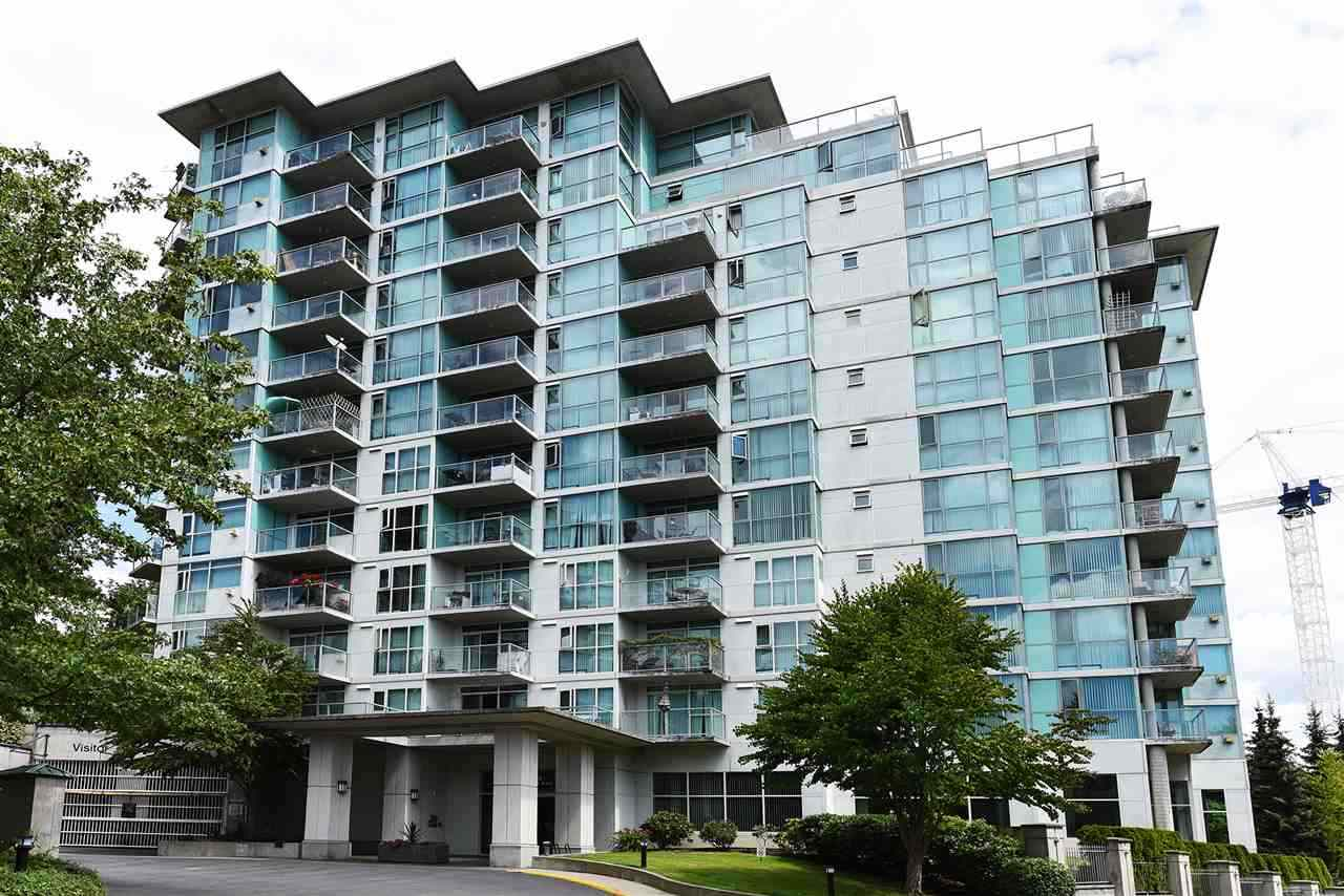 Condo Apartment at 511 2763 CHANDLERY PLACE, Unit 511, Vancouver East, British Columbia. Image 1