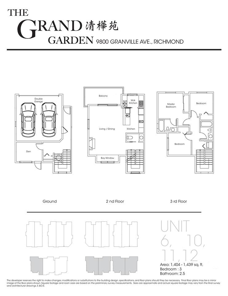 Townhouse at 11 9800 GRANVILLE AVENUE, Unit 11, Richmond, British Columbia. Image 10