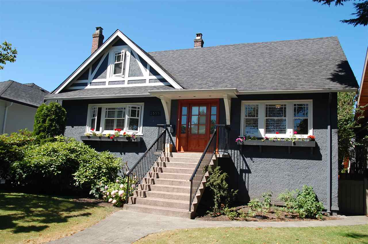 Detached at 2355 W 14TH AVENUE, Vancouver West, British Columbia. Image 1