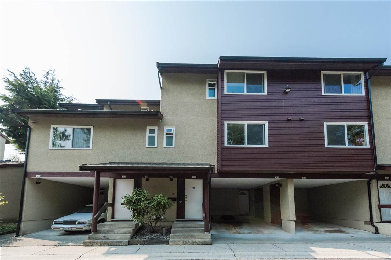 Townhouse at 3418 LANGFORD AVENUE, Vancouver East, British Columbia. Image 1