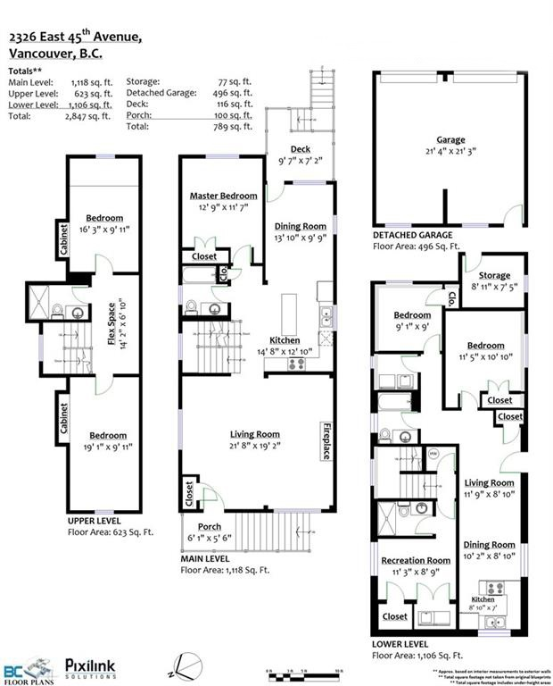 Detached at 2326 E 45TH AVENUE, Vancouver East, British Columbia. Image 19