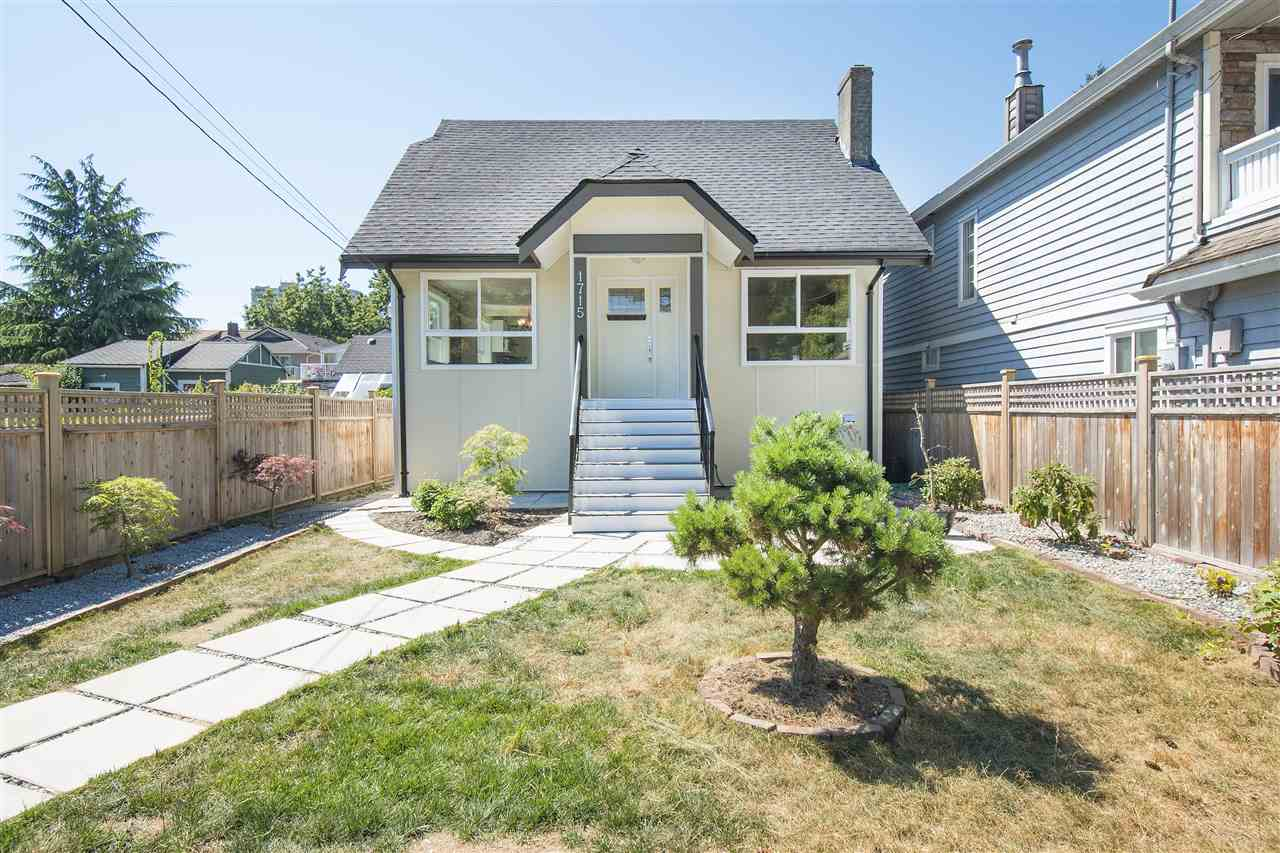 Detached at 1715 MACGOWAN AVENUE, North Vancouver, British Columbia. Image 1