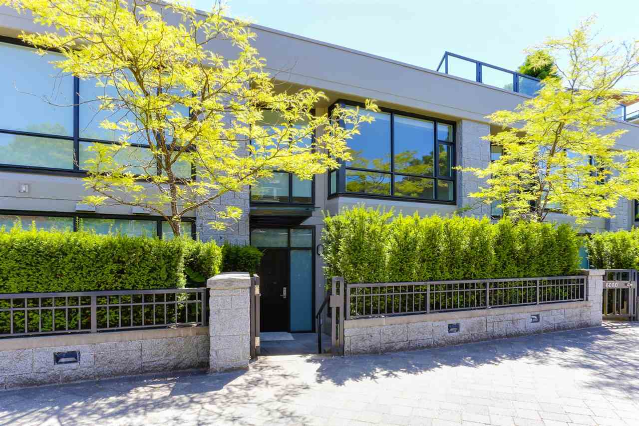Townhouse at 6076 CHANCELLOR MEWS, Vancouver West, British Columbia. Image 1