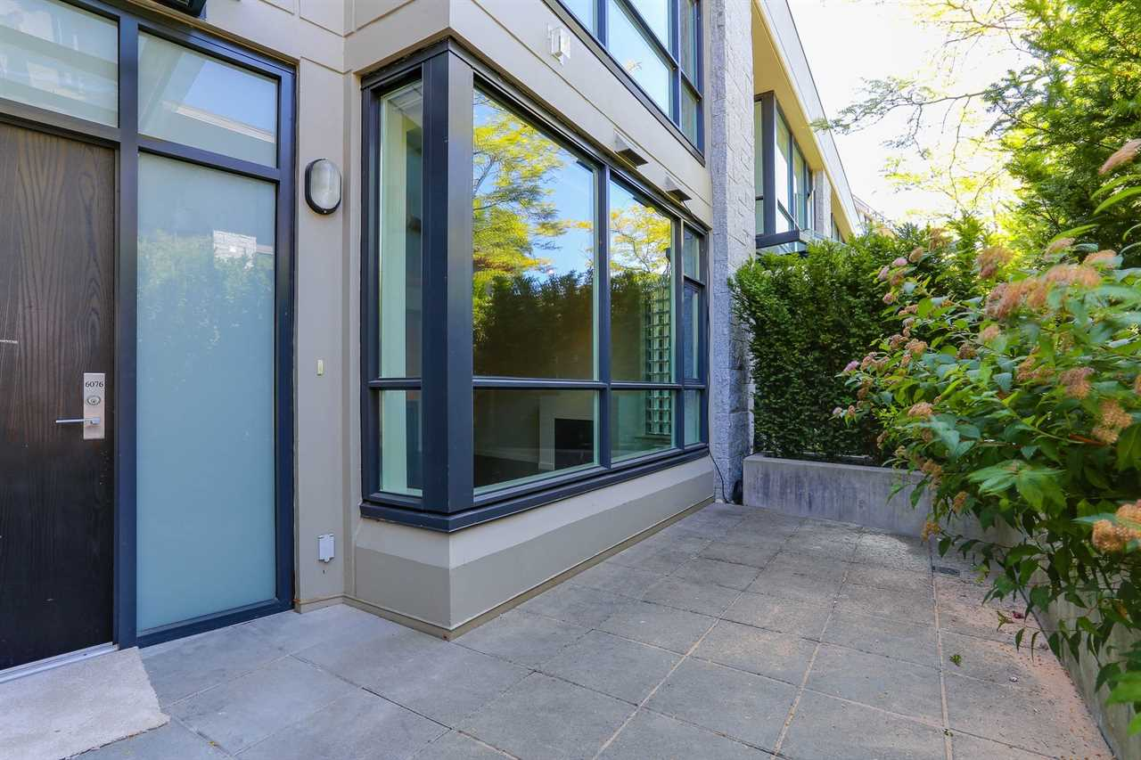 Townhouse at 6076 CHANCELLOR MEWS, Vancouver West, British Columbia. Image 16