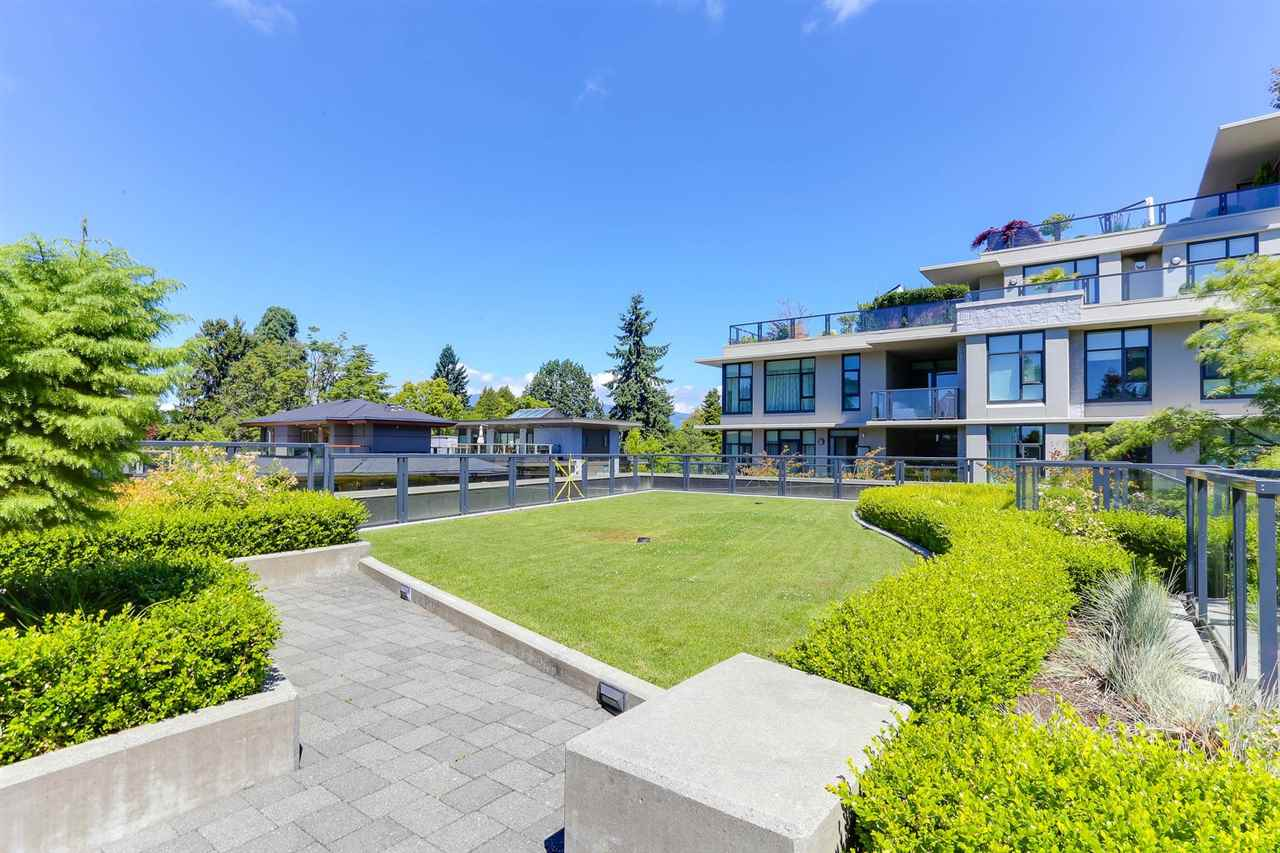 Townhouse at 6076 CHANCELLOR MEWS, Vancouver West, British Columbia. Image 17