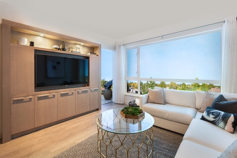 Condo Apartment at S104 7828 GRANVILLE STREET, Unit S104, Vancouver West, British Columbia. Image 3