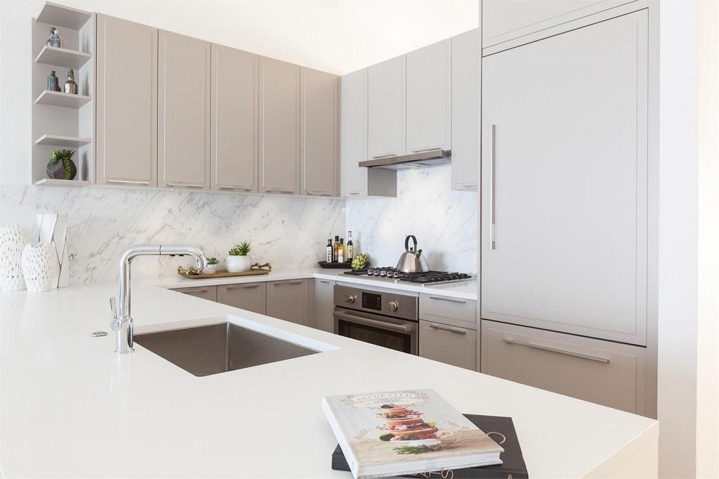 Condo Apartment at S104 7828 GRANVILLE STREET, Unit S104, Vancouver West, British Columbia. Image 5