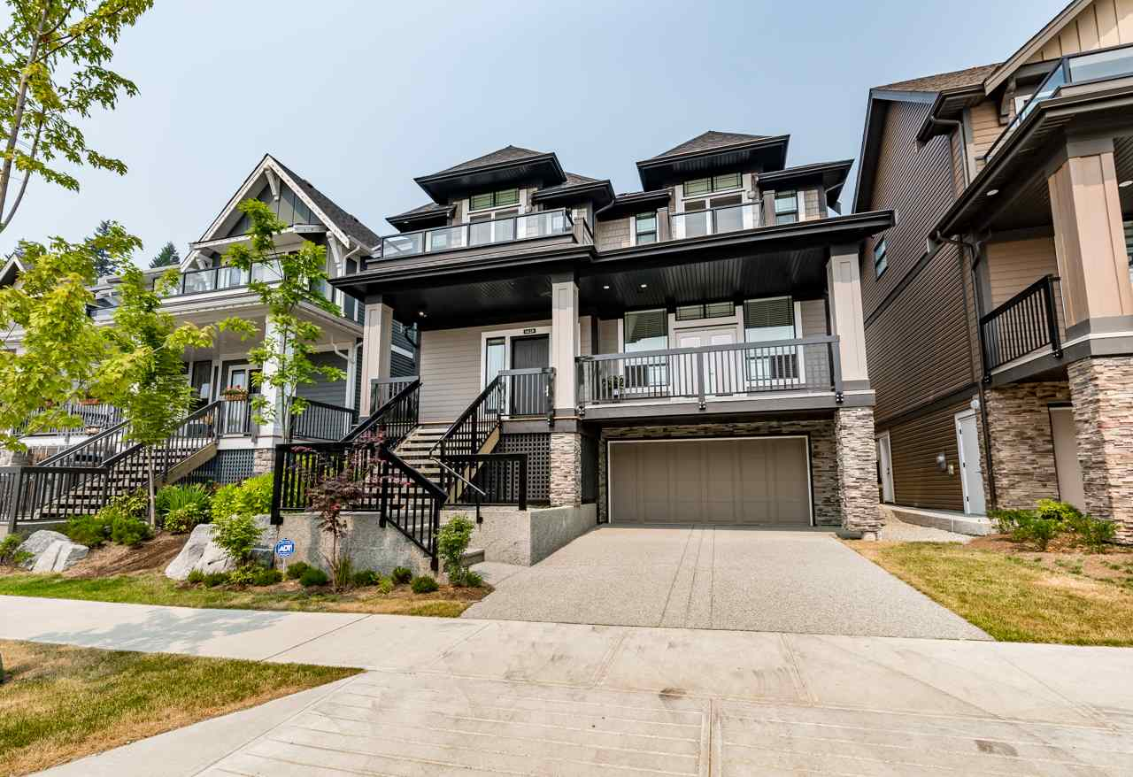 Detached at 1428 STRAWLINE HILL STREET, Coquitlam, British Columbia. Image 1
