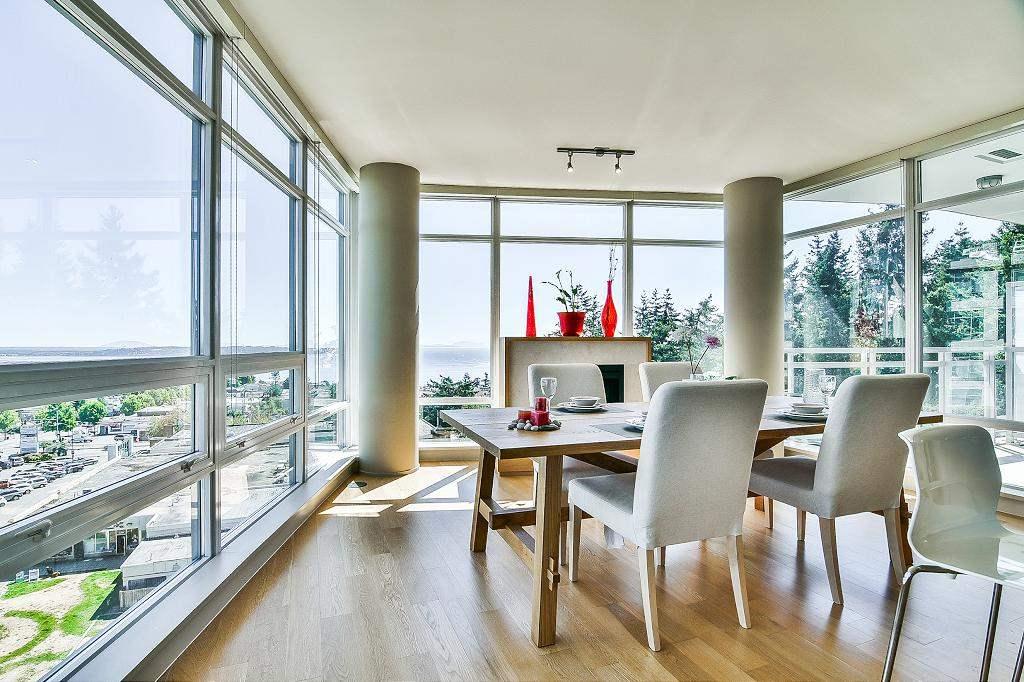 Condo Apartment at 801 15152 RUSSELL AVENUE, Unit 801, South Surrey White Rock, British Columbia. Image 5