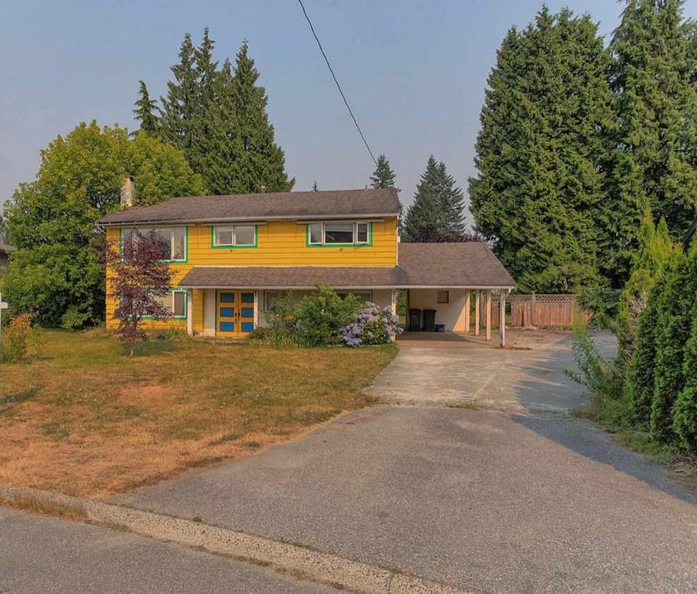 Detached at 813 LEVIS STREET, Coquitlam, British Columbia. Image 1