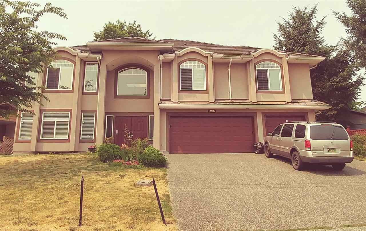 Detached at 8677 GALWAY CRESCENT, Surrey, British Columbia. Image 1