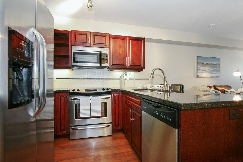 Condo Apartment at 207 19939 55A AVENUE, Unit 207, Langley, British Columbia. Image 1