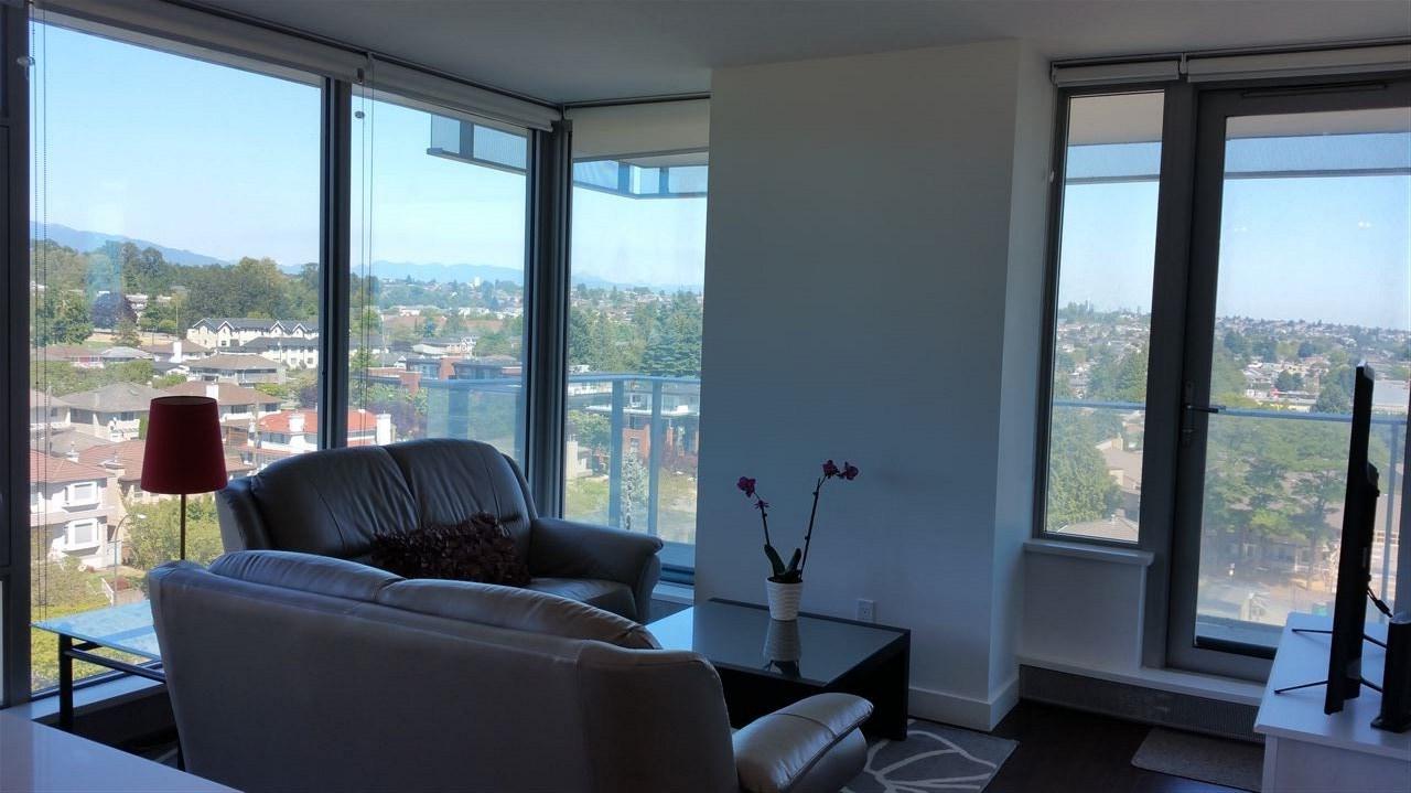 Condo Apartment at 803 8031 NUNAVUT LANE, Unit 803, Vancouver West, British Columbia. Image 3
