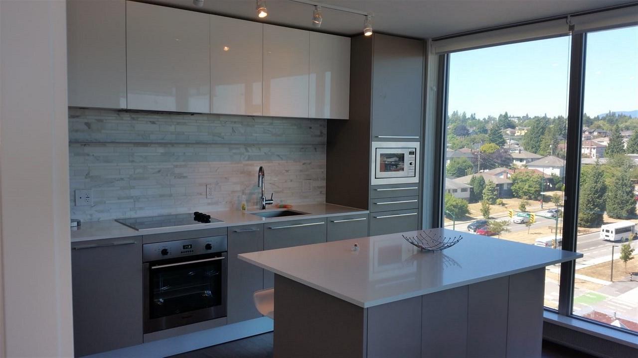 Condo Apartment at 803 8031 NUNAVUT LANE, Unit 803, Vancouver West, British Columbia. Image 6