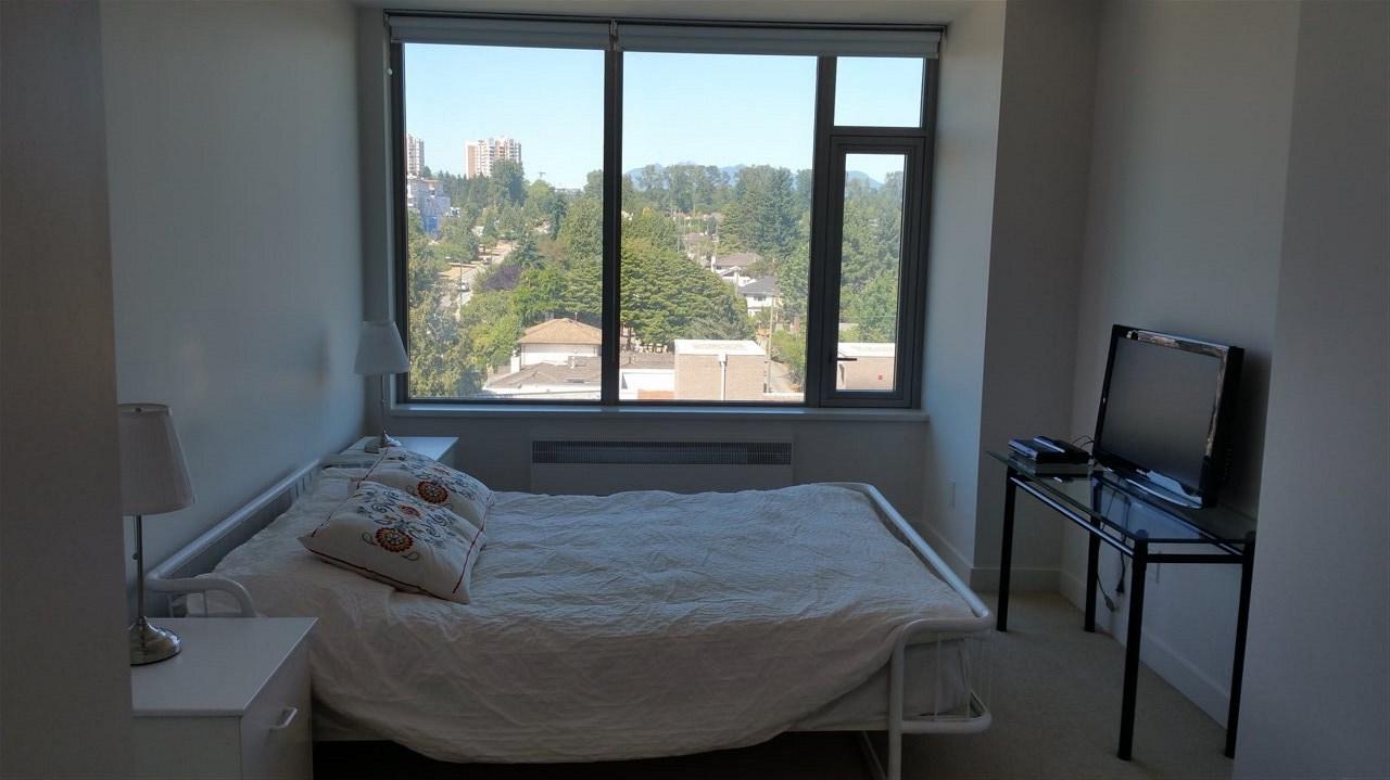 Condo Apartment at 803 8031 NUNAVUT LANE, Unit 803, Vancouver West, British Columbia. Image 7