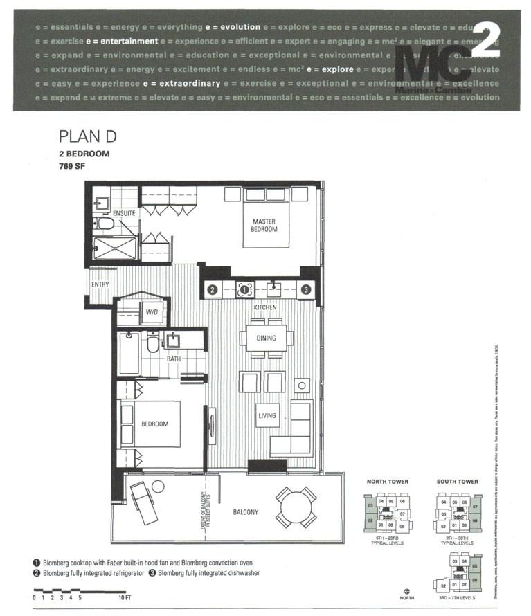 Condo Apartment at 803 8031 NUNAVUT LANE, Unit 803, Vancouver West, British Columbia. Image 14