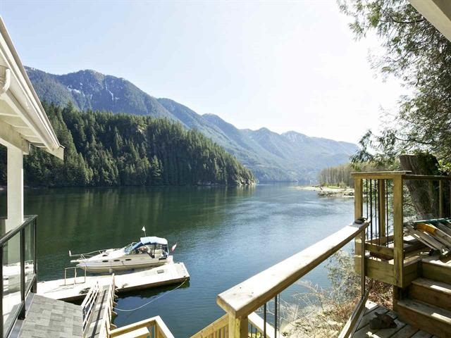 Detached at 824 INDIAN ARM, North Vancouver, British Columbia. Image 12