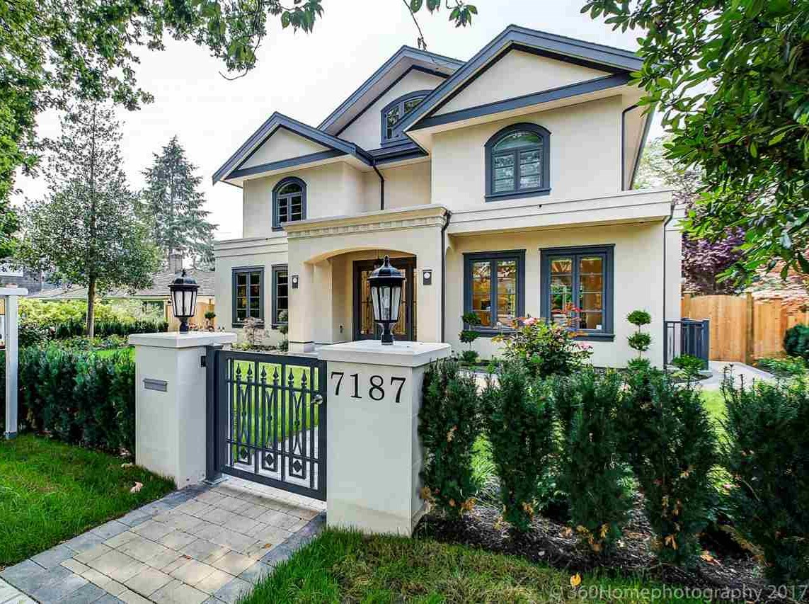 Detached at 7187 CYPRESS STREET, Vancouver West, British Columbia. Image 1