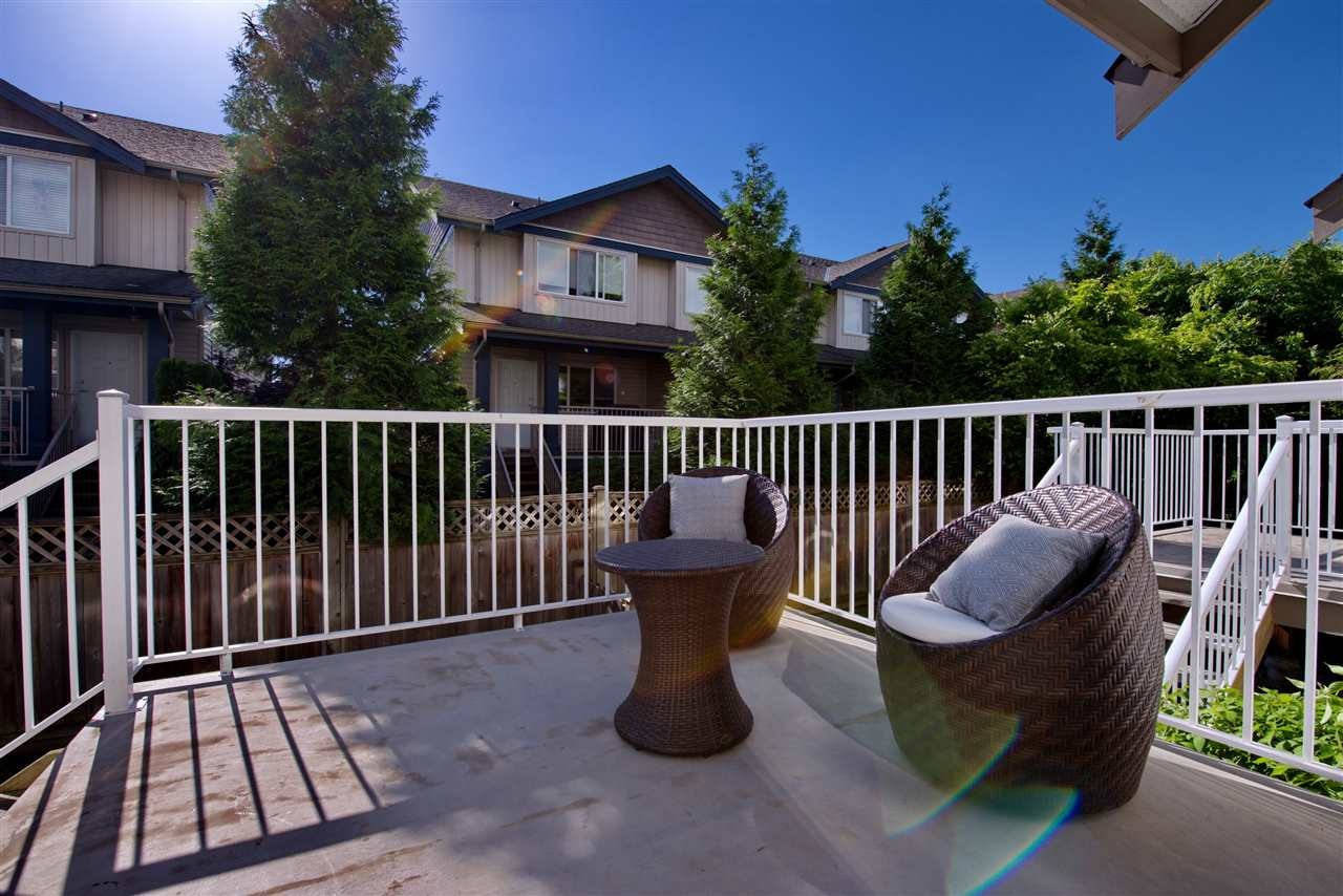 Townhouse at 21 1260 RIVERSIDE DRIVE, Unit 21, Port Coquitlam, British Columbia. Image 6