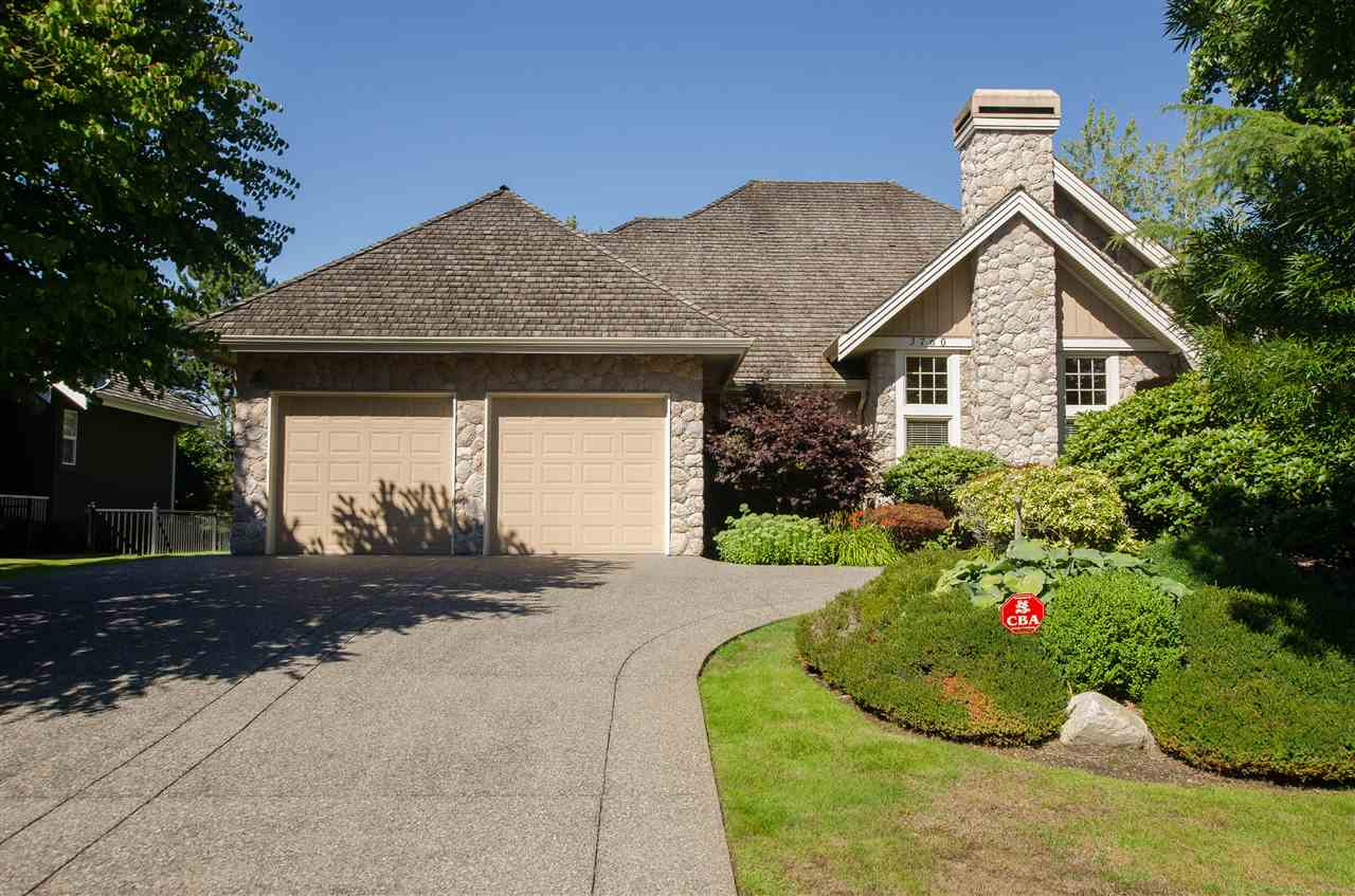 Detached at 3760 SOMERSET CRESCENT, South Surrey White Rock, British Columbia. Image 1