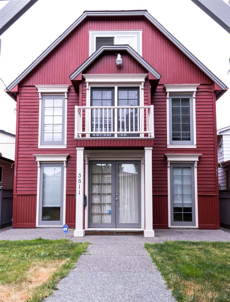 Detached at 3811 STEVESTON HIGHWAY, Richmond, British Columbia. Image 1