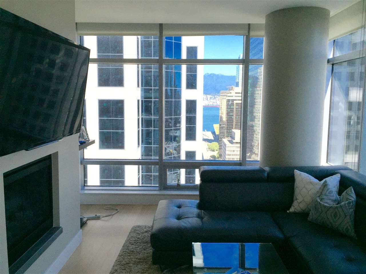 Condo Apartment at 2305 1111 ALBERNI STREET, Unit 2305, Vancouver West, British Columbia. Image 10