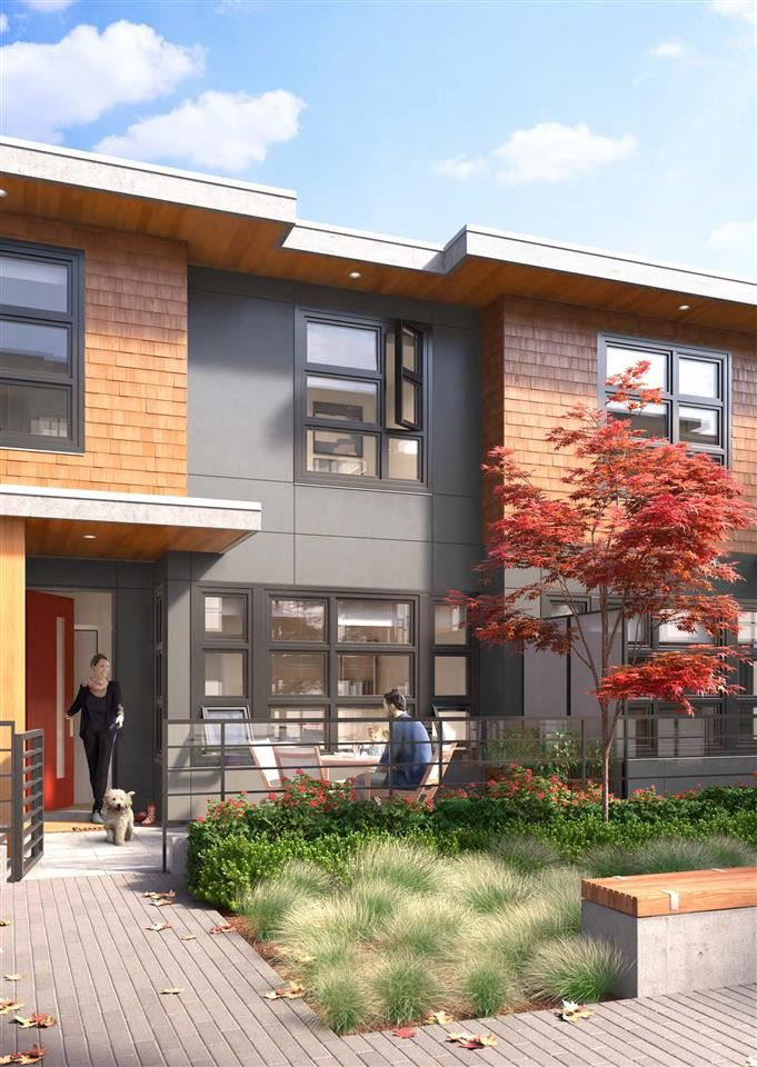 Townhouse at TH 20 3230 CONNAUGHT CRESCENT, Unit TH 20, North Vancouver, British Columbia. Image 2