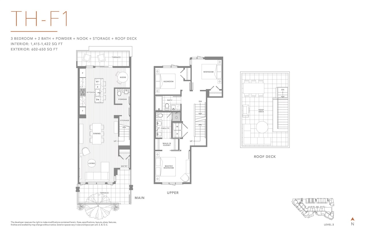 Townhouse at TH 20 3230 CONNAUGHT CRESCENT, Unit TH 20, North Vancouver, British Columbia. Image 6