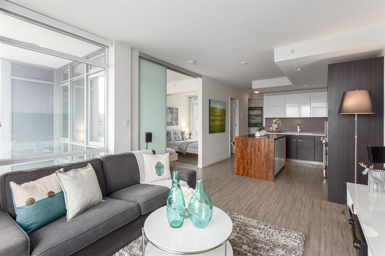 Condo Apartment at 1205 1775 QUEBEC STREET, Unit 1205, Vancouver East, British Columbia. Image 8