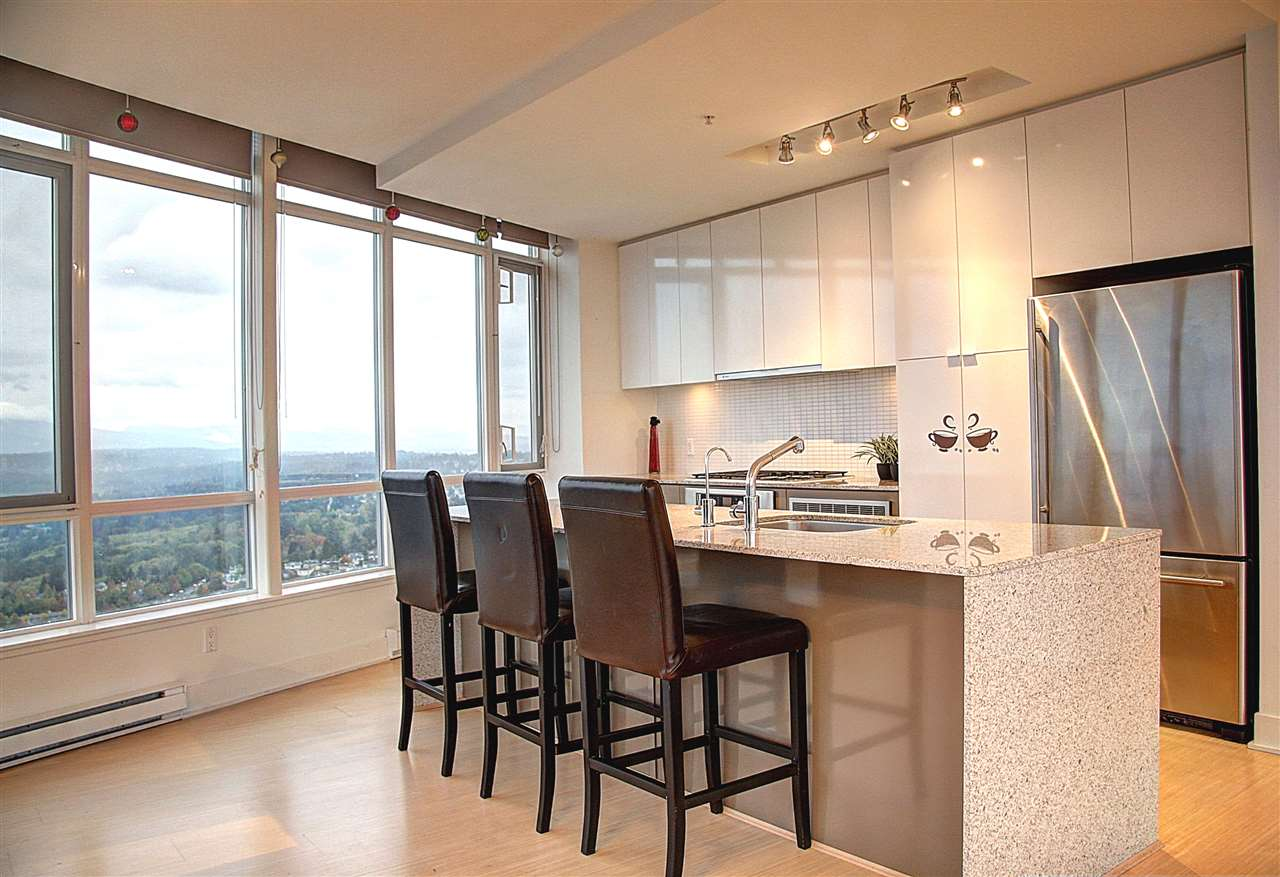Condo Apartment at 3401 4808 HAZEL STREET, Unit 3401, Burnaby South, British Columbia. Image 4